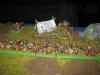 Das verteidigte Lager von Hastings (Fels)