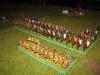 Die normannische Reiterei (Fels)