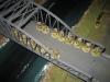 Die Commandos halten die Brücke