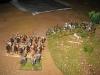 Kavallerie an der Flanke
