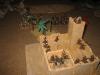 Die Sudanesen in der Festung