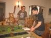 Da Moiti und Janko kämpfen in Arnhem