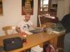 Kharnath richtet seinen Painters Corner ein