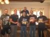 Die Preisträger: Kharnath (2), Schwarzmaler, Tom (2), Asmodei, Lord Ragnar
