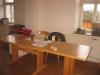 Die Schiri-Tisch an neuem Standort