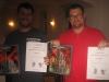 Turniersieger: Team Würfelknechte