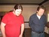 Alex Bandat und Chris Boiger haben den Überblick