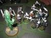 Die Eldar von Ulthwé erledigen noch schnell einen Gegner