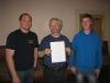 Aufrüst-Preis: Stefan Kafurke und Jakob Müller (Team Black Vanillas)