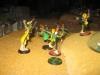 Aldhisslas Harlequin-Tanzgruppe