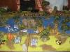 Tyras gegen Tyras im Dschungel (plus ein paar Wölfe)