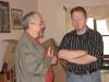 """Der Cid diskutiert mit einem \""""abwesenden\"""" Chris Boiger"""