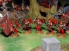 Blood Angels beim Ring-Tanz