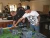 Team Marines Kolossal (Doupona, Fleischmann), unsere Erstrundengegner