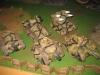 Tanks plus hauseigene Luftabwehr