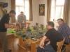 Tank'aral wurde - wie in jedem Turnier - geblitzdingst