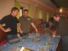 Runde 1. Unsere Gegner: Team Würfelknechte, sowie mein Partner Arthag