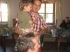 Muswetyl (mit Sohnemann) zu Besuch