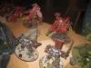 Tau, cornered by Grey Knights