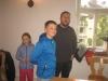 Lord Goas + Kids zu Besuch