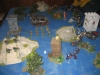 Orks gegen Eldar im Dschungel
