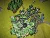 Die Green Knights greifen an
