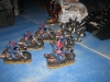 Night Lords-Biker im Angriff