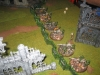 Aegislinie plus Artillerie