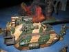 Der Panzer brennt, der Panzer brennt, und wir sind in Gefahaha(r)...