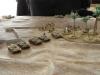 Panzer rollen im Aaf-rika-koooor