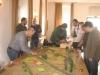 Am Lily-Banners-Tisch werden die Truppen platziert