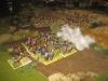 Waterloo: die große Batterie