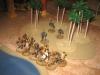 Sudanesische Storchtreiber, sehr gefährlich