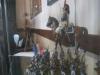 Kürassier in der Vitrine von Battlebrush-Studios