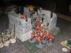 Khorne stürmt die Ossiarch-Burg