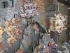 Zwei der Landspeeder stürzen in den Ruinen ab