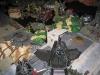 Panzerschlacht nahe des Zentrums
