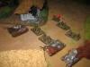 Doch die Deutschen schießen Löcher in die russischen Tanks