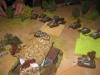 Die russischen Tanks brennen, doch sie greifen weiter an