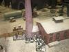 Einzelne Fabriksteile werden von den Deutschen bis zum letzten Mann verteidigt