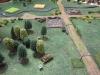 Russy: die deutschen Panzer rücken vor zur Kreuzung