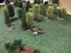 Auch der Wald bei Russy wird erkundet
