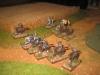Kavallerie-FHQ und Polizei-Schwadron