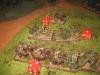 Die polnische Artillerie feuert weiter, wird doch ein zweites Geschütz verstärkt