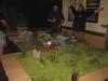 Auch der Horus-Heresy-Tisch scheint fertig aufgebaut zu sein (Tank'aral, MadCadian)