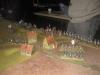 11:20 Uhr: Die Reserven der Franco-Sachsen treffen bei Aderklaa ein