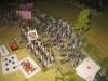 Angriffe 2:1 gegen die Österreicher
