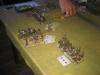 Weitere Kavallerie-Reserven werden an der linken Flanke herangeführt