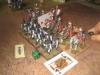 Im Gegenzug überreiten die Mameluken das andere Bataillon der Preussen