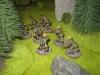 Derweil die Grenadiere durch den Wald schleichen